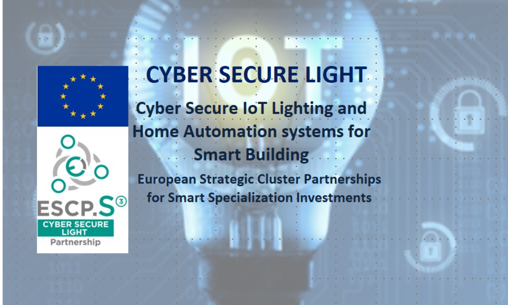 Cyber secure lighting
